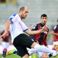Le pagelle di Bologna-Atalanta: Destro combina poco, Masiello non sbaglia