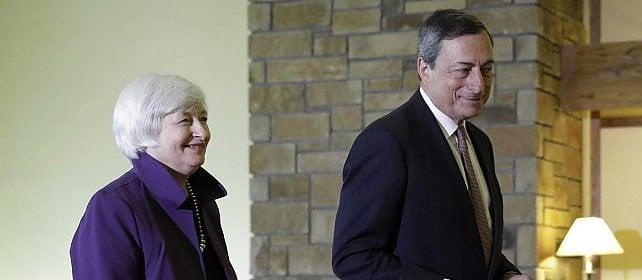 In edicola questa settimana   Federal Reserve, Bce e Bank of England: l'assedio ai banchieri centrali