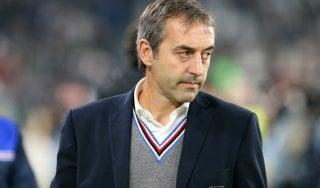 """Sampdoria, Giampaolo: """"Sapevamo che sarebbe stata dura"""""""