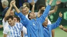 Coppa Davis, storica Argentina: primo trionfo, battuta la Croazia