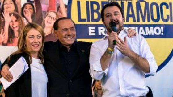 Da Salvini a Carfagna, il carro affollato delle primarie del centrodestra
