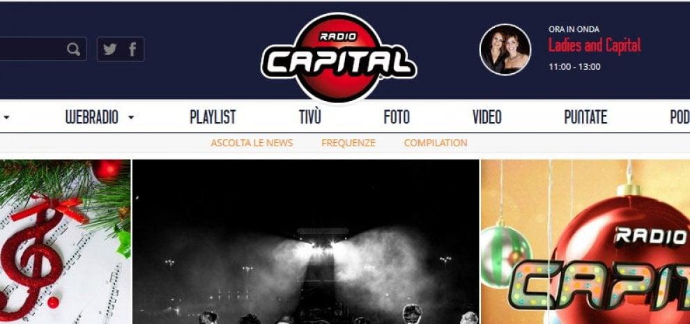 Web Love Radio.  Arriva il nuovo sito di Radio Capital