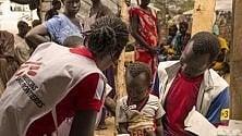 Sud Sudan     Video   nel campo profughi  di Doro tra la malaria  e lo spettro della fame   di MARIO DE SANTIS