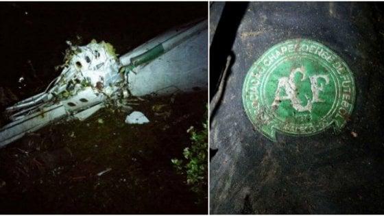 Colombia, aereo precipita: 71 morti 6 sopravvissuti. A bordo squadra Chapecoense, è la Superga brasiliana