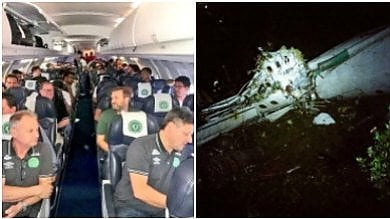 Colombia, aereo precipita. A bordo squadra di calcio brasiliana