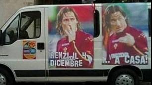 La rabbia di Totti: Basta usare la mia immagine per il referendum