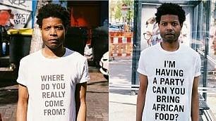 Berlino, una t-shirt per ogni insulto: l'iniziativa contro i pregudizi
