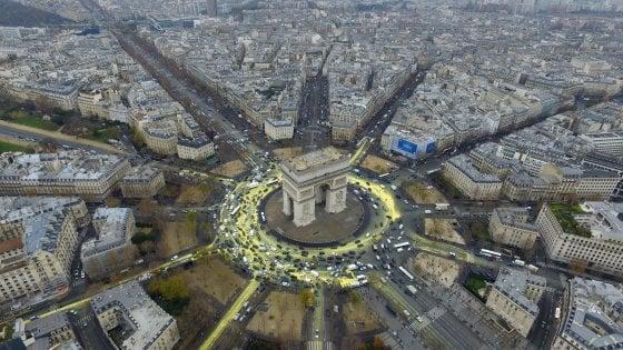 Parigi, passeggiate in una città che fa sognare
