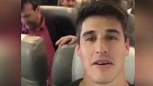 Claudio Winck e Filipe Machado, i due giocatori della Chapecoense che hanno giocato in Italia