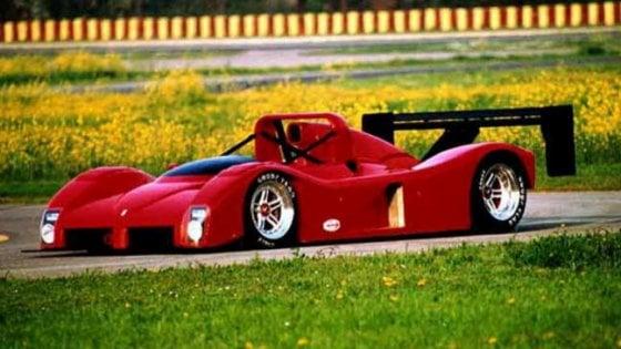Daytona: torna in pista la Ferrari 333 SP