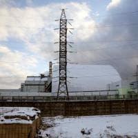 Coperto il reattore di Chernobyl