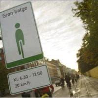 Copenaghen, paradiso dei ciclisti