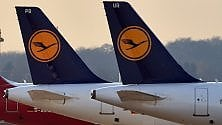 Lufthansa getta la spugna, nuova offerta ai piloti in sciopero