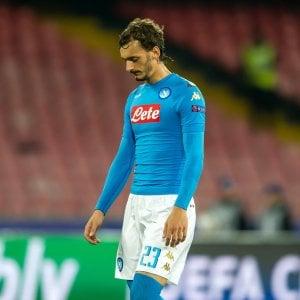 Napoli, Sarri scuote la squadra. Gabbiadini, l'Inter è l'ultima chance