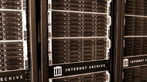"""Effetto Trump, l'Internet Archive cerca """"backup"""" in Canada"""