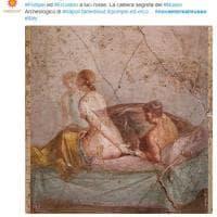 """Mibact, """"Le forme dell'eros"""", i tweet dei visitatori  #novembrealmuseo"""