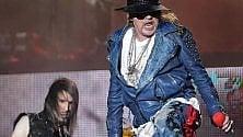 Il giallo del manifesto dei Guns N' Roses: un concerto a Bologna?