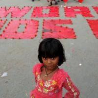 Aids: in 10 anni nel mondo, due terzi in meno i bambini nati con Hiv