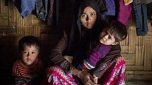 Fra i Rohingya in fuga, il mondo fermi questo genocidio