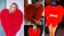 Cara, Kendall, Rihanna... copia il look in rosso