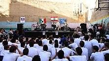Beirut, i suoni  del Mediterraneo  tra i giovani  nel carcere di Roumieh   di MAURO POMPILI