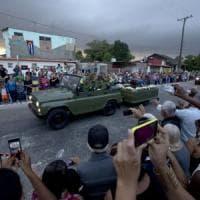 Cuba, il viaggio delle ceneri di Fidel in un'isola bella e sciupata