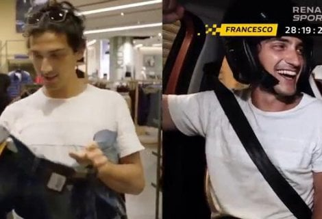 Sfida Renault agli uomini: da annoiati accompagnatori a (quasi) perfetti personal shopper
