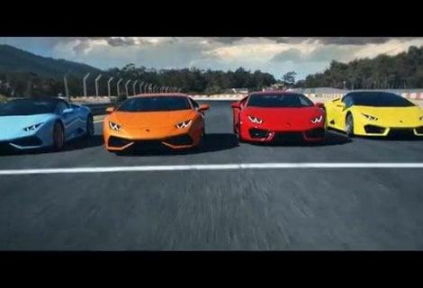 Lamborghini Huracan, quattro versioni, stessa emozione