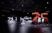 Audi e Lego, la guida autonoma è arte