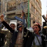 """Yemen, una lettera alla Casa Bianca: """"Basta vendere armi all'Arabia"""