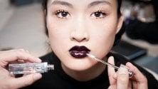 I nuovi rossetti e gloss: labbra effetto vinile