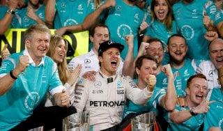"""F1, Rosberg si ritira dopo il Mondiale: """"Ho raggiunto il mio obiettivo"""""""