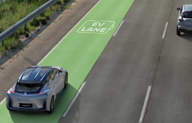 """""""Electrify the World"""", idee Nissan per la mobilità intelligente"""