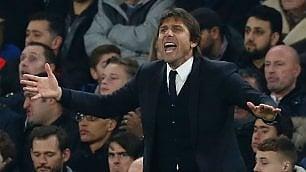 Il passionale Conte contro il filosofo Guardiola, City-Chelsea accende la Premier