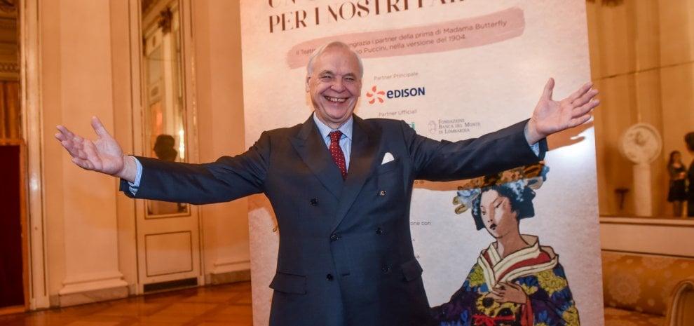 """La scelta di Pereira: """"Per la Scala maestri longevi"""""""