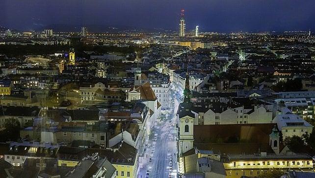 Vienna, la rinascita di Leopoldstadt -   foto