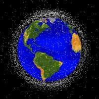 Sessant'anni anni di spazzatura spaziale