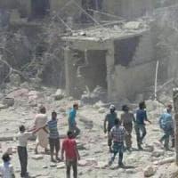 Siria, non ci sono abbastanza rifugi per migliaia di persone in fuga da Aleppo