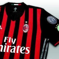 Milan, maglia per la Chapecoense