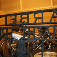 Ritrovato in Norvegia il cancello del lager di Dachau rubato due anni fa