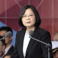 Usa, Trump al telefono con leader Taiwan: schiaffo a Pechino