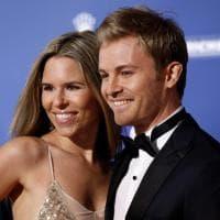 Formula 1, Nico Rosberg al galà di fine stagione: gli scatti della premiazione