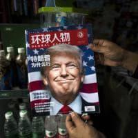 Telefonata Usa-Taiwan, Pechino protesta: