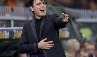 """Milan, Montella: """"Con il Crotone punti contano come contro la Juve"""""""