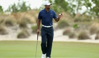 Golf, World Challenge: Woods rimonta, in vetta il duo Johnson-Matsuyama