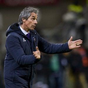 """Fiorentina, Sousa: """"E' ora di sbloccarci in casa"""""""