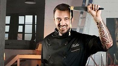 """Chef Rubio, dalla strada al cinema: """"Quanto mi piace dare fastidio…"""""""