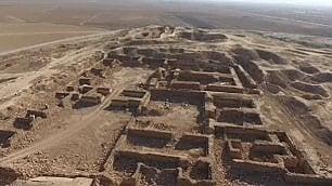 Nimrud, il tesoro che non c'è più Drone sulla città distrutta dall'Isis