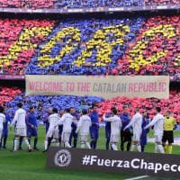Barcellona-Real Madrid, il film del 'Clasico'