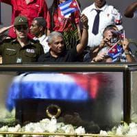 Cuba, l'ultimo addio a Fidel: le ceneri a Santiago